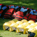 RAFTING MANSO TO THE BORDER