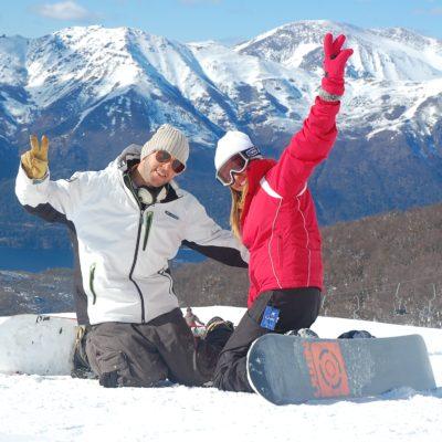 SNOWBOARD CERRO CATEDRAL